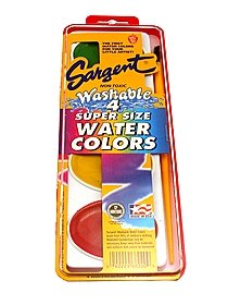 Super Size Washable Watercolor Set