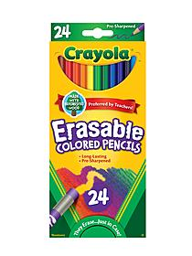 Erasable Colored Pencils