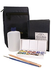 Cotman Water Colour Sketchers' Case
