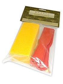 Mosaic Adhesive and Grout Applicator Set