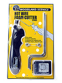 Hot Wire Foam Cutter and Accessories