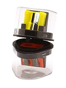3-in-1 Pencil Sharpener each