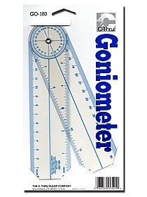 Goniometer Quick-Angle Protractor
