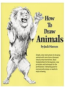 Simple, clear instructions for drawing animals with more than a thousand step-by-step illustrations. Basic fundamentals for the beginner, new principles and techniques for the professional. A detailed guide for everyone who enjoys- or wants to enjoy- drawing. Paperback book measures 8.11 in. x 10.74 in., 128 pages. ISBN 0399508023. Perigee.