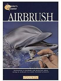 Painter's Corner: Airbrush each