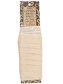 Cotton Head Band binding band