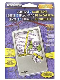 Lighted LED Wallet Lens