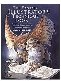 The Fantasy Illustrator's Technique Book