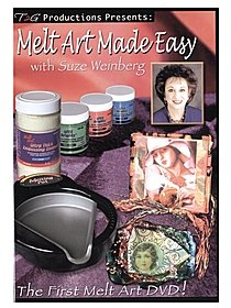 Melt Art Made Easy -- DVD