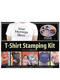 Your Message Here T-Shirt Printing Kit