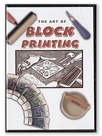 The Art of Block Printing -- DVD