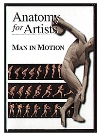 Anatomy for Artists: Man in Motion -- DVD DVD