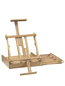 Van Dyck French Style Wood Table Easel