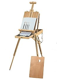 Rivera Sketch Box Easel and Painting Kits