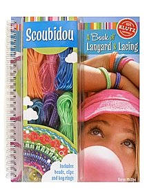 Scoubidou: A Book of Lanyard & Lacing