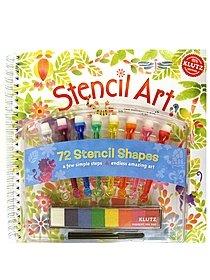 Stencil Art stencil kit
