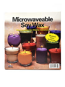 Microwaveable Soy Wax 4 lb.