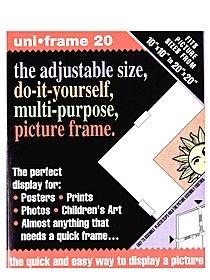 Uni-Frame 20 Acrylic Frame Kit frame kit