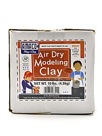 Air Dry Clays
