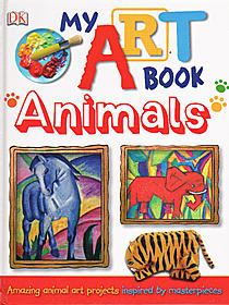 My Art Book Animals