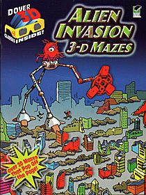 3-D Mazes Maze Mania 00292