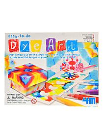 Easy-To-Do Dye Art Kit