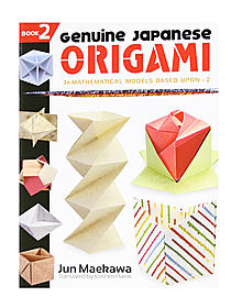 Genuine Japanese Origami Book 2