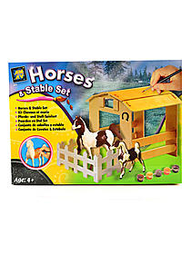 Horses and Stable Set