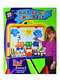 Art Easel and Activity Set