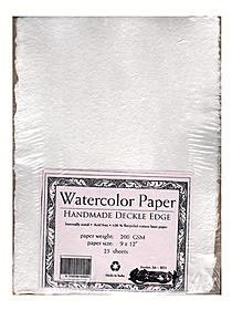 Student Grade Watercolor Paper