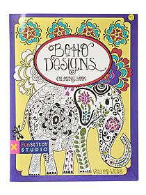 Image of Coloring Book Fantastical Designs