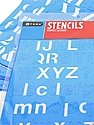 Lettering Stencil Guides
