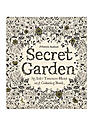 Secret Garden: An Inky Treasure Hunt & Coloring Book