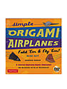 Simple Origami Airplanes Mini Kit