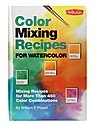 Color Mixing Recipes for Watercolor Book
