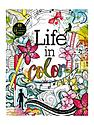 Life in Color Coloring Book