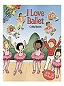 I Love Ballet Coloring & Sticker Book