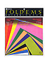 Fold'ems Origami Paper, Assorted Solids