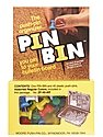 PIN-BIN Push-pin Organizer