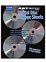 Art Profolio Digital Disc Storage Sheets