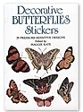 Decorative Butterflies Stickers