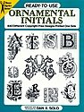 Ready-To-Use Ornamental Initials