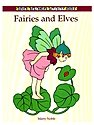 Fairies and Elves Coloring Book