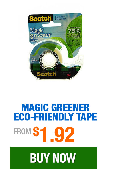 Magic Greener Eco-Friendly Tape