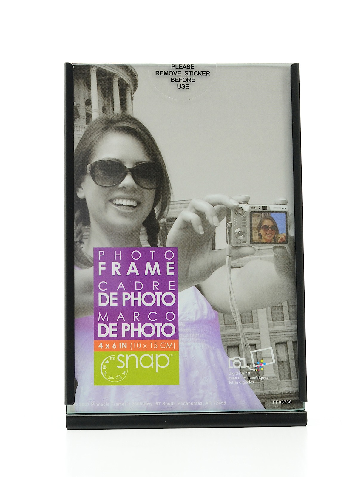 Pinnacle frames accents snap tabletop metal l frames snap tabletop metal jeuxipadfo Choice Image