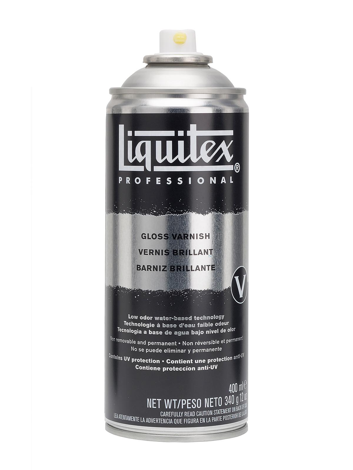 Liquitex Professional Waterbased Spray Varnish