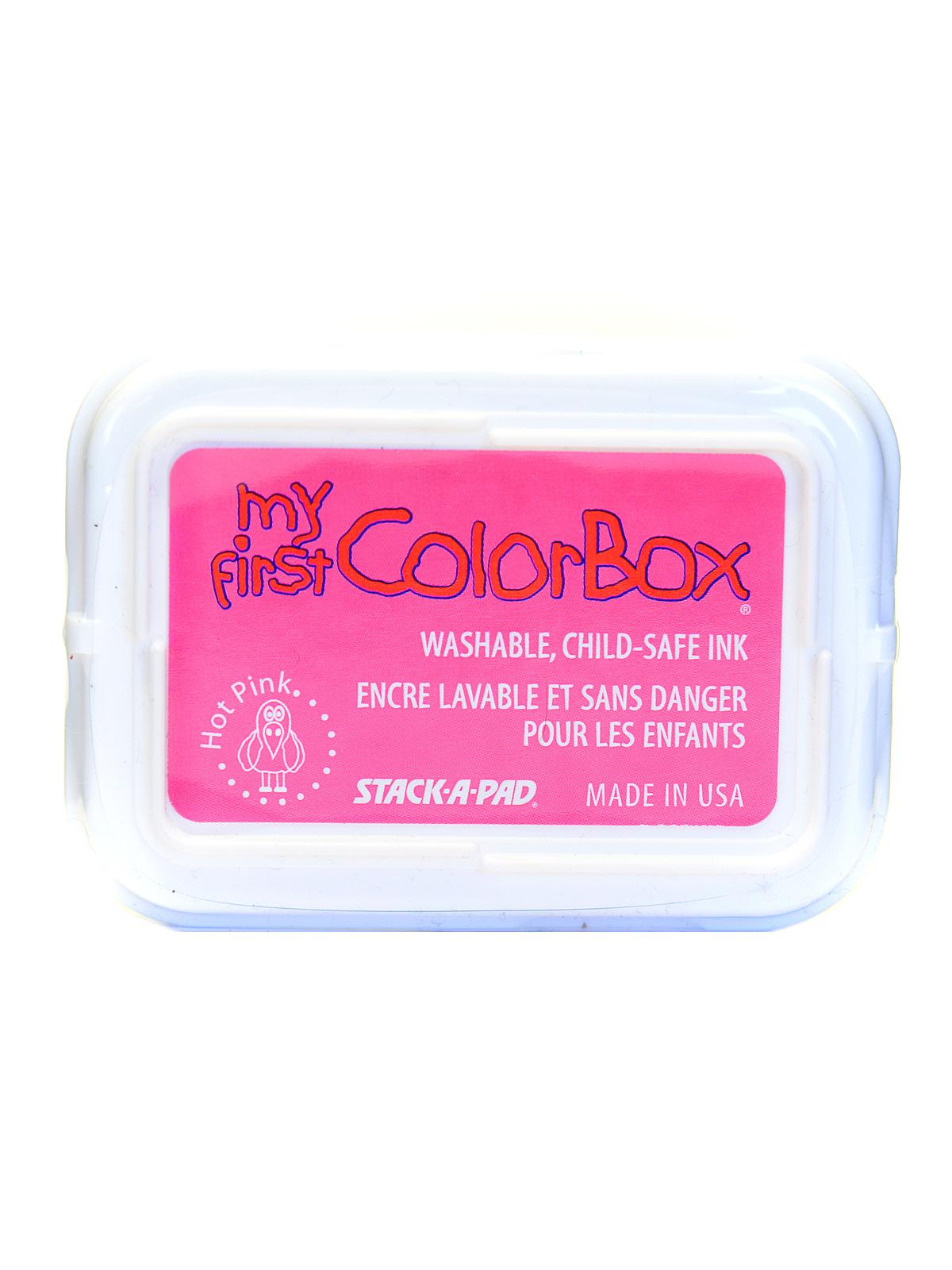 My First Colorbox Stamp Pads Hot Pink
