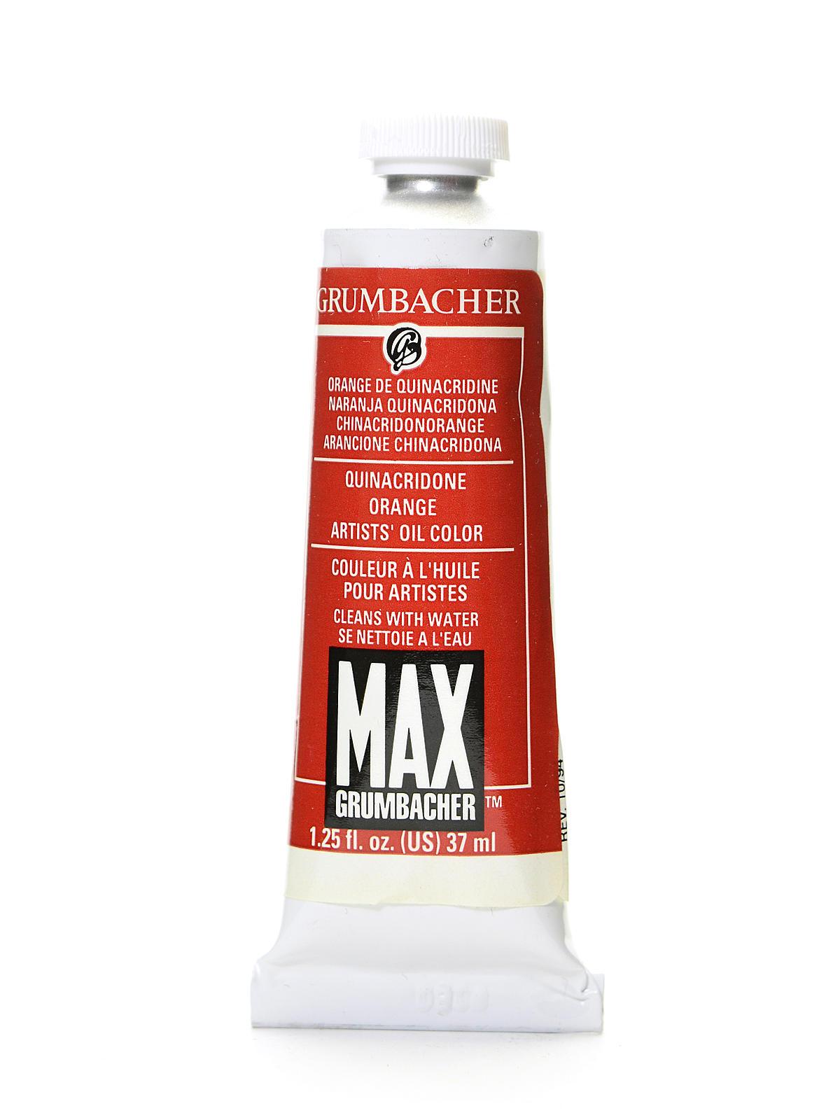 Grumbacher Max Oil Paints