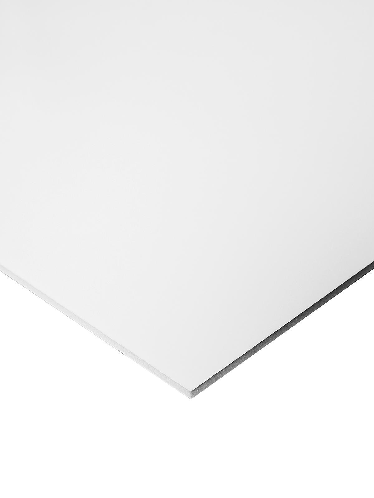 Fome-cor Board White 3 16 In. X 32 In. X 40 In. Each