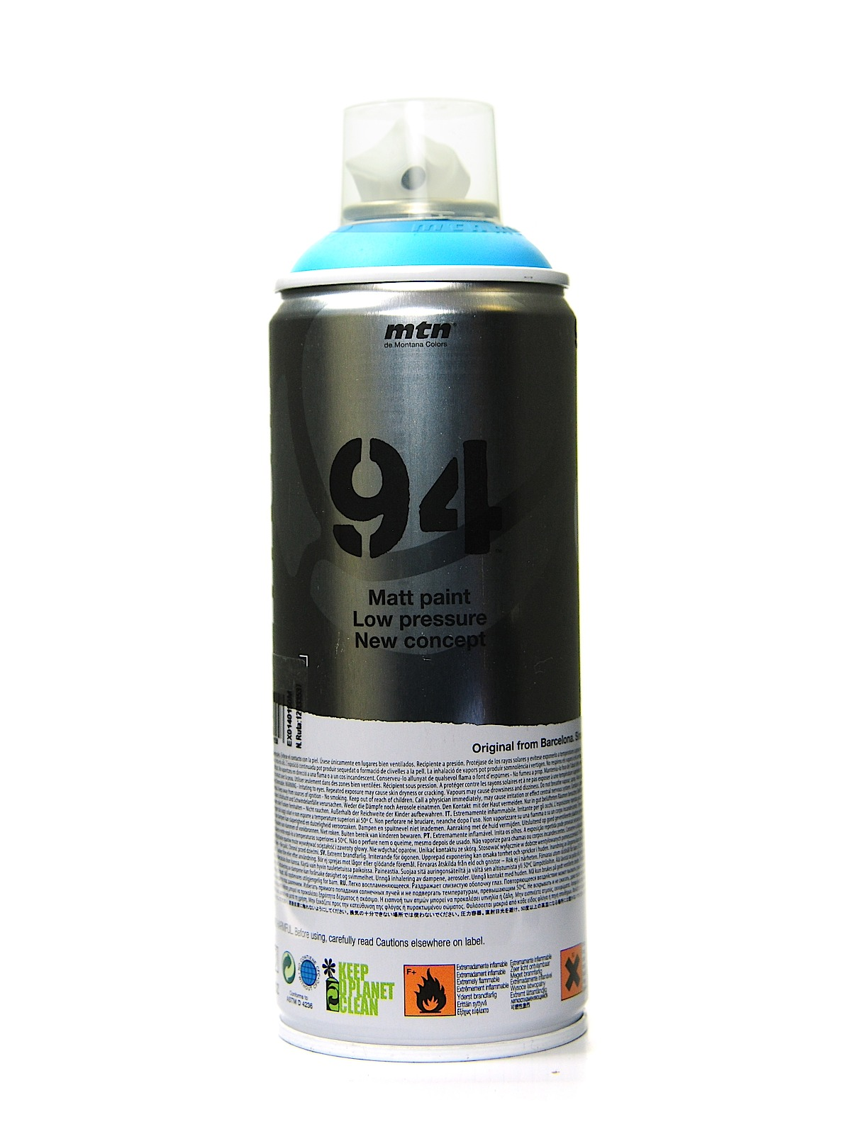 94 Spray Paint Argo Blue 400 Ml